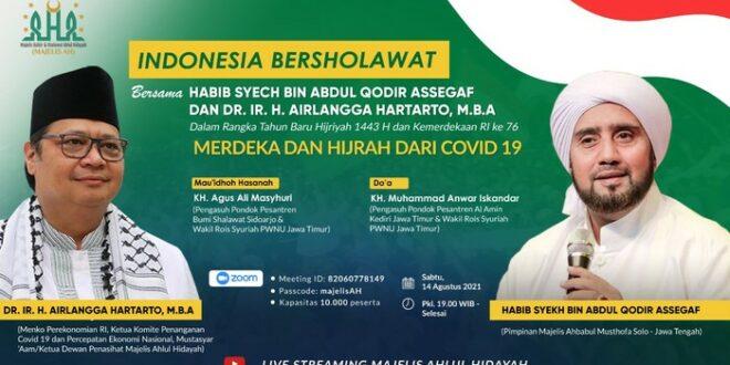 indonesia bersholawat