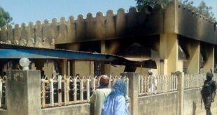 perusakan masjid di