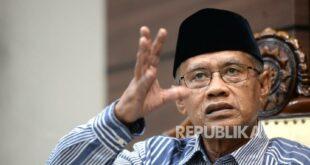 Ketua Umum PP Muhammadiyah H