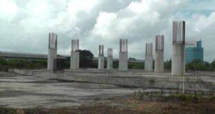 Dana dikorupsi berjamaah pembangunan Masjid Raya Palembang mangkrak