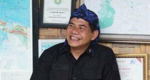Direktur Pencegahan BNPT Brigjen Pol R Ahmad Nurwakhid SE MM saat silaturahmi dengan masyarakat Badui