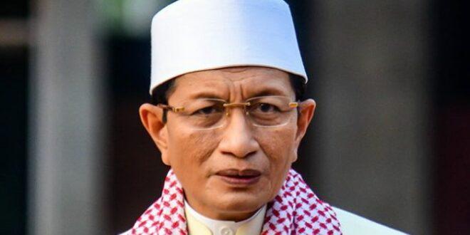 Imam Besar Masjid Istiqlal Prof KH Nasaruddin Umar