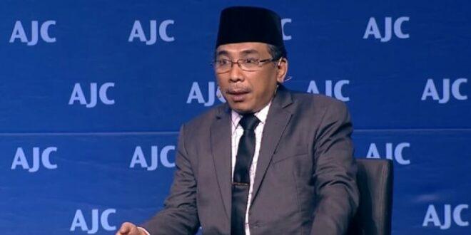 KH Yahya Cholil Staquf