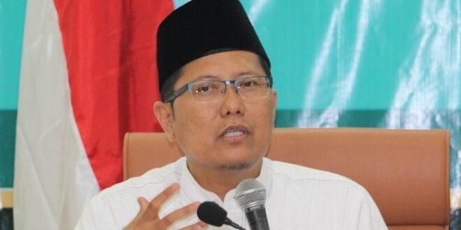 Ketua Bidang Dakwah MUI KH Cholil Nafis
