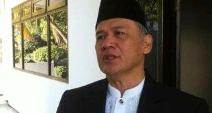 Ketua PP Muhammadiyah Prof Dadang Kahmad