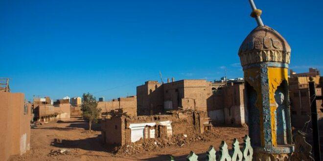Masjid yang dihancurkan China di Xinjiang