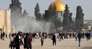 Pemukim Yahudi menyerbu masuk Masjid Al Aqsa