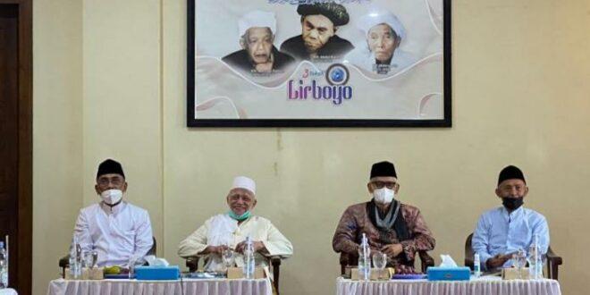 Pertemuan Kiai Sepuh NU di Pondok Pesantren Lirboyo Kediri
