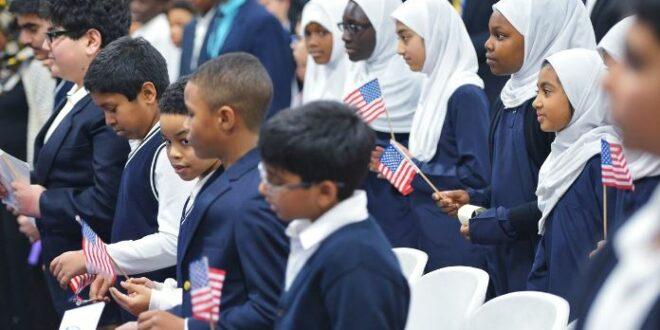 Siswa siswa Muslim di Amerika Serikat