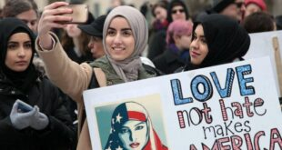 Umat Muslim Amerika menghadapi tekanan Islamofobia pasca serangan
