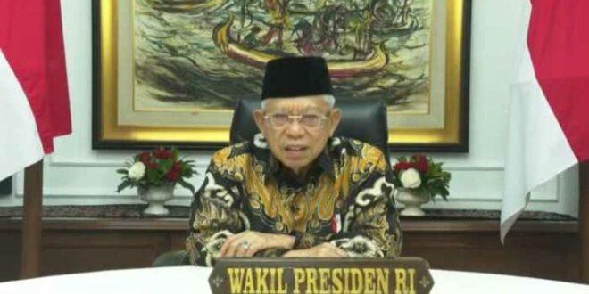 Wapres KH Maruf Amin