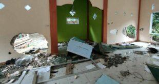 perusakan masjid ahmadiyah