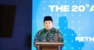 Dirjen Pendidikan Islam Kemenag Prof M Ali Ramdhani
