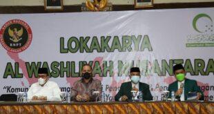 Lokakarya Al Washliyah Nusantara