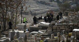 Pemakaman tertua di Yerusalem Al Yusufiye dihancurkan Israel